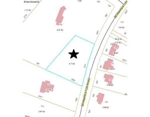 土地,用地 为 销售 在 Bernardston Road Greenfield, 01301 美国
