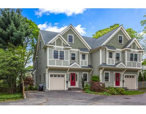 Property for sale at 68 Waverley Ave Unit: 1, Newton,  MA  02458
