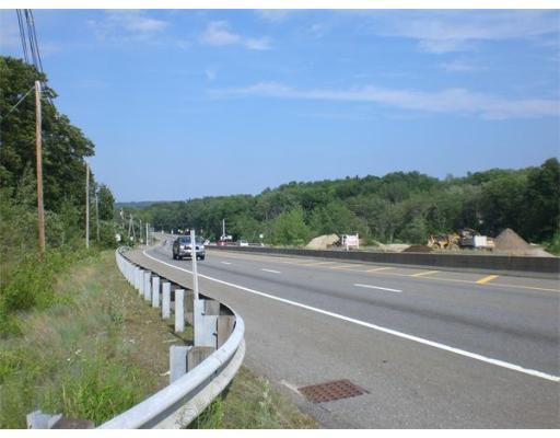 Land for Sale at 293 Worcester Road 293 Worcester Road Charlton, Massachusetts 01507 United States