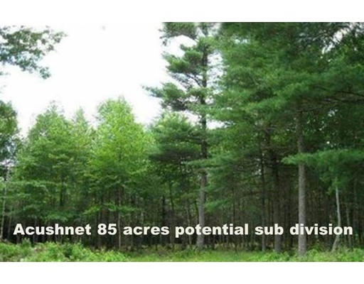 Land for Sale at HATHAWAY ROAD Acushnet, 02743 United States