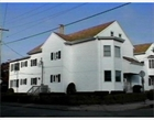 New Bedford Massachusetts townhouse photo