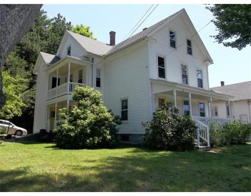 Rental Homes for Rent, ListingId:28917450, location: 87 Gilbert Street North Brookfield 01535