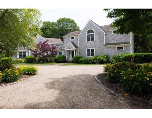 Single Family Home for Sale at 414 Eel River Road Barnstable, Massachusetts 02655 United States