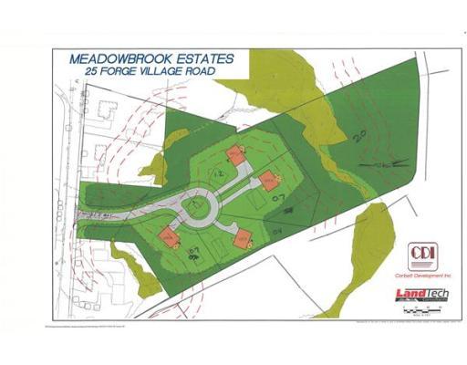 Maison unifamiliale pour l Vente à 4 Nicole's Way 4 Nicole's Way Westford, Massachusetts 01886 États-Unis