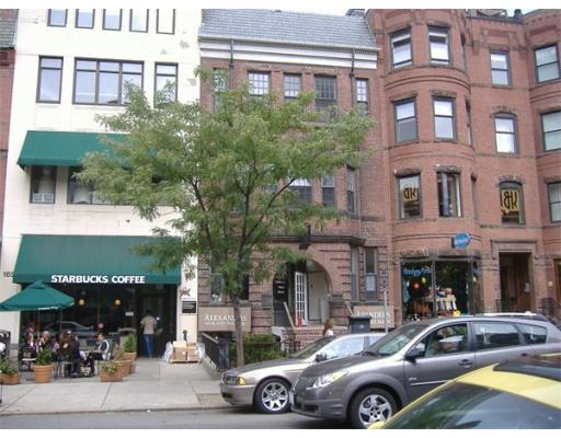 Additional photo for property listing at 166 Newbury Street 166 Newbury Street Boston, Массачусетс 02116 Соединенные Штаты