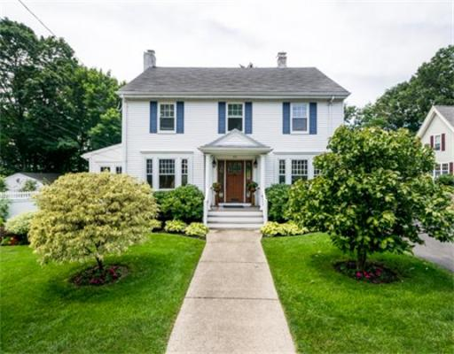 65  Arlington Road,  Woburn, MA