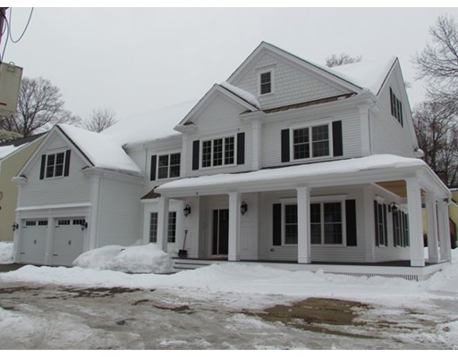 LOT 9 Robinwood Ave, Needham, MA 02492