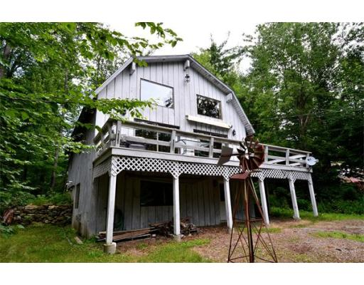 Single Family Home for Sale at 32 Lakeview Lane Tolland, Massachusetts 01034 United States