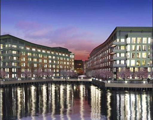 Condominium/Co-Op for sale in 4 Battery Wharf Waterfront, Boston, Suffolk