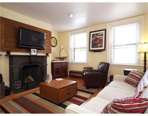 Townhome / Condominium for Rent at 21 Harvard Street 21 Harvard Street Boston, Massachusetts 02129 United States