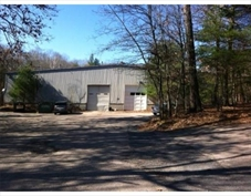 Foxboro Massachusetts Industrial Real Estate