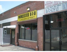 Worcester industrial real estate massachusetts