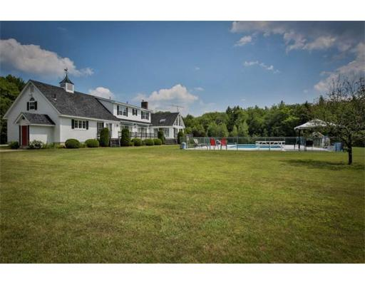 450  Flaghole Road,  Salisbury, NH