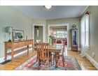 Newton Massachusetts townhouse photo