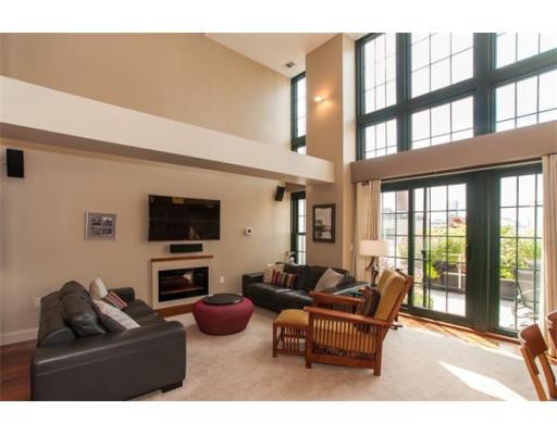 Condominium/Co-Op for sale in One First Condominiums, 407 , Cambridge, Middlesex