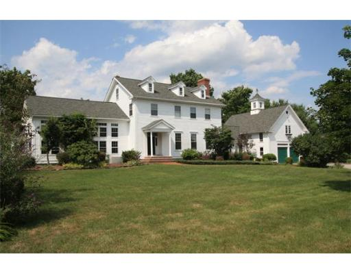 Single Family Home for Sale at 76 Main Street Hollis, New Hampshire 03049 United States