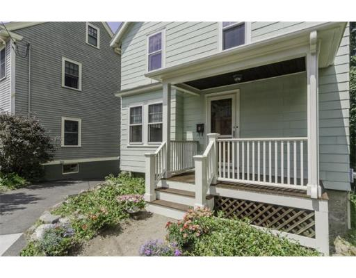 Single Family Home for Sale at 14 Linden Place Brookline, Massachusetts 02445 United States