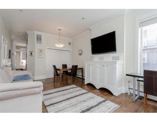 Townhome / Condominium for Rent at 46 upton street 46 upton street Boston, Massachusetts 02118 United States