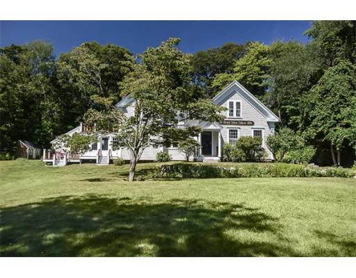 162  Gannett Road,  Scituate, MA