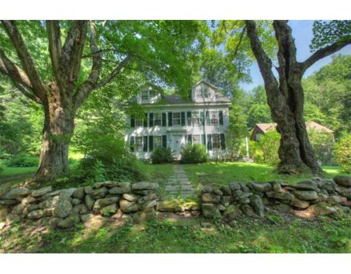 Home for Sale Sandisfield MA | MLS Listing