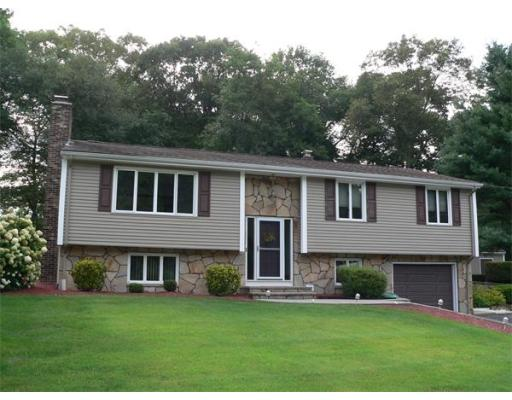 13 wildflower dr seekonk ma for Raising roof on ranch house