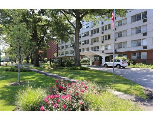 Property for sale at 10 Hammond Pond Pkwy Unit: 607, Newton,  MA  02467