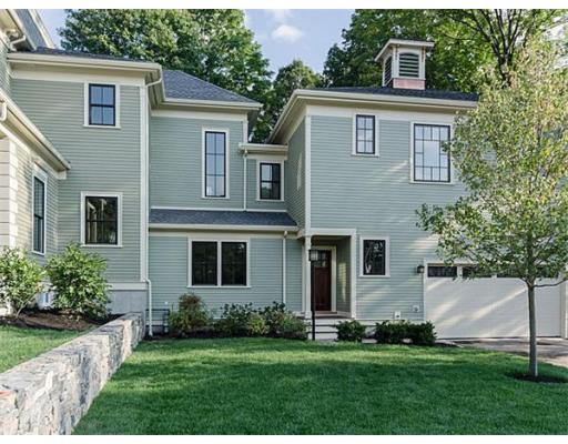 Property for sale at 6 Paul St, Newton,  MA  02459