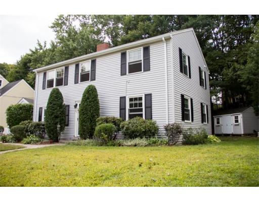 Property for sale at 23 Beverly Rd, Arlington,  MA  02474