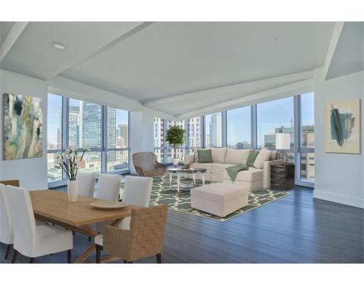 Condominium/Co-Op for sale in The Residences at the W, 19 (G) Back Bay, Boston, Suffolk