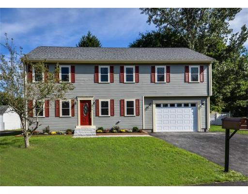 6 Oakridge Avenue, Natick, MA 01760