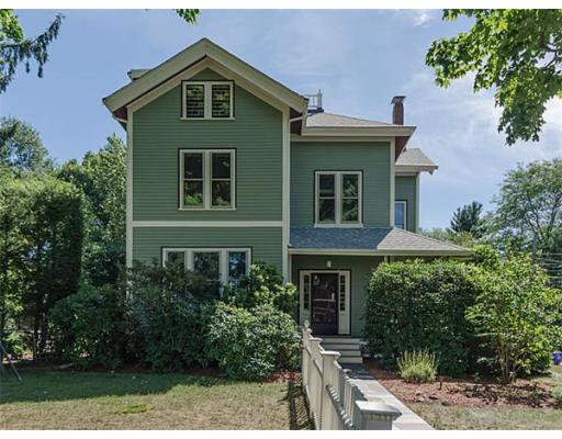 Property for sale at 104 Temple St, Newton,  MA  02465