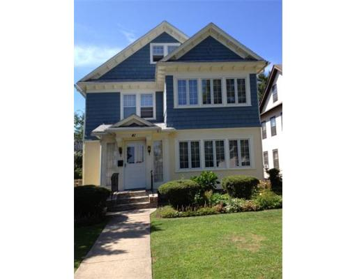 Rental Homes for Rent, ListingId:29878957, location: 41 Somerset St. Worcester 01609
