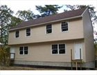 Worcester MA townhome photo