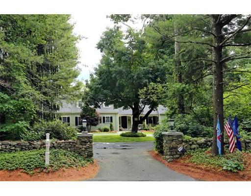 واحد منزل الأسرة للـ Sale في 466 Salisbury Street Holden, Massachusetts 01520 United States