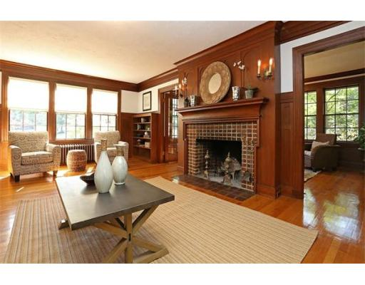 Property for sale at 244 Woodland Rd, Newton,  MA  02466