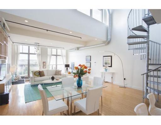 Lofts.com apartments, condos, coops, houses & commercial real estate - East Boston Lofts (Condo)
