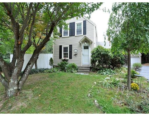 sold property at 96 Mill Street