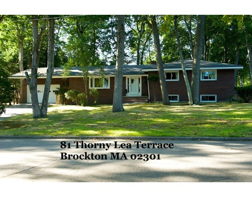 81  Thorny Lea Terrace,  Brockton, MA