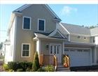 Newton Massachusetts townhouse photo