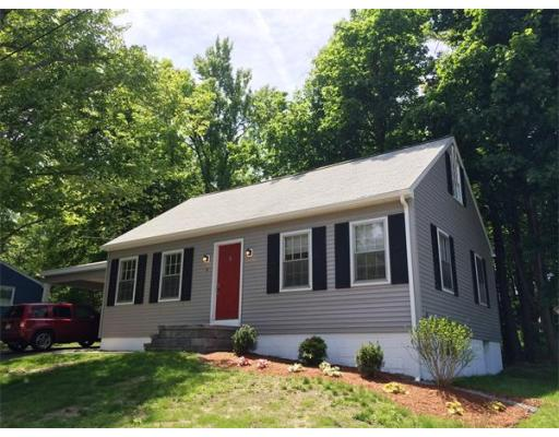Rental Homes for Rent, ListingId:30092261, location: 5 Woodworth Ave Fitchburg 01420