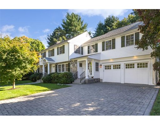 Home for Sale Winchester MA | MLS Listing