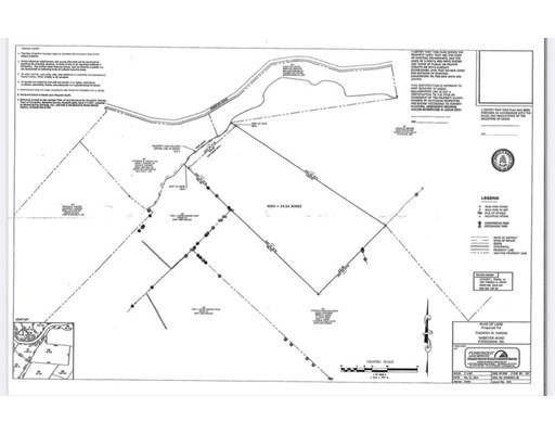 Land for Sale at WEBSTER ROAD Tyringham, Massachusetts 01264 United States