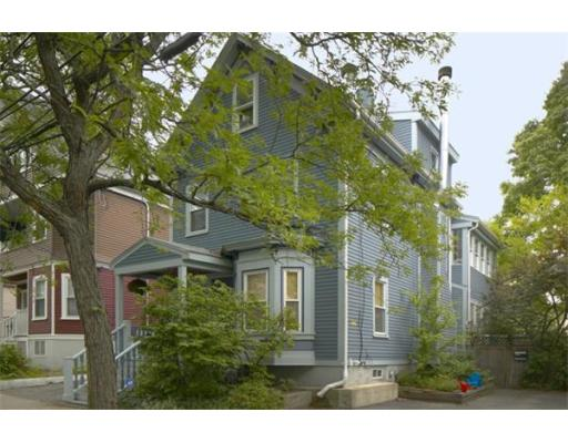 Condominium for Sale at 15 Chandler Street 15 Chandler Street Somerville, Massachusetts 02144 United States