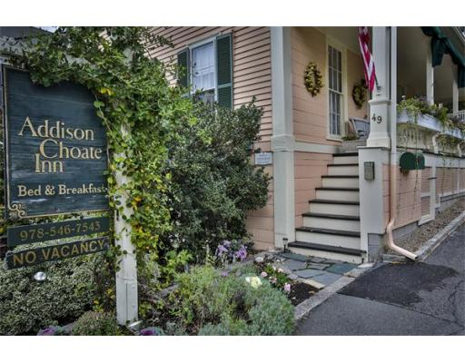 Condominium for Sale at 49 Broadway Rockport, Massachusetts 01966 United States