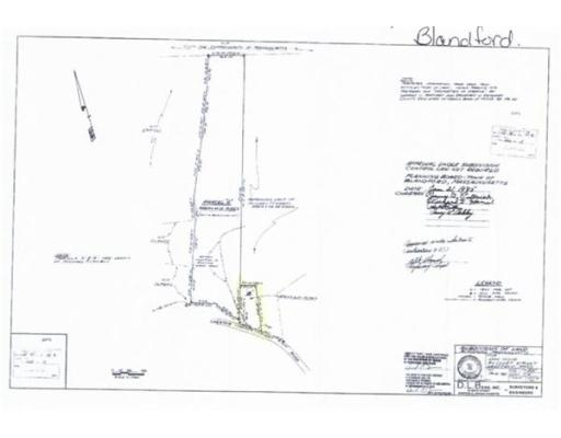 Lot GC Chester Rd P:B, Blandford, MA 01008
