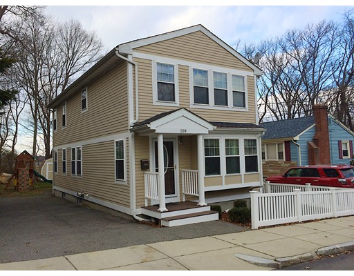 Single Family Home for Sale at 109 Pleasantview Street Boston, Massachusetts 02131 United States