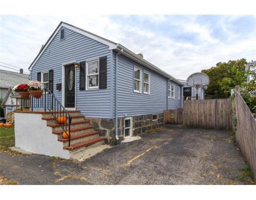 7  Pequot Rd,  Quincy, MA