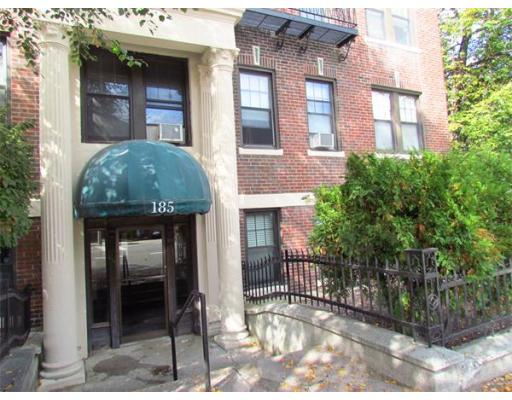 Townhome / Condominium for Rent at 185 Chestnut Hill Avenue Boston, Massachusetts 02135 United States
