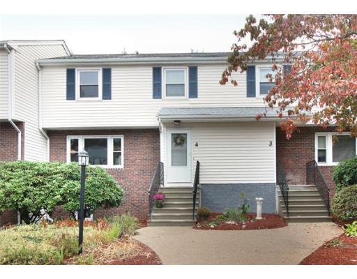 Property for sale at 143 Burt St Unit: 4, Norton,  MA  02766