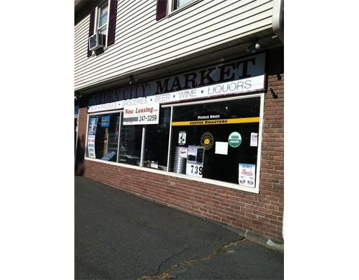 Comercial por un Alquiler en 55 N Main Street 55 N Main Street Deerfield, Massachusetts 01373 Estados Unidos